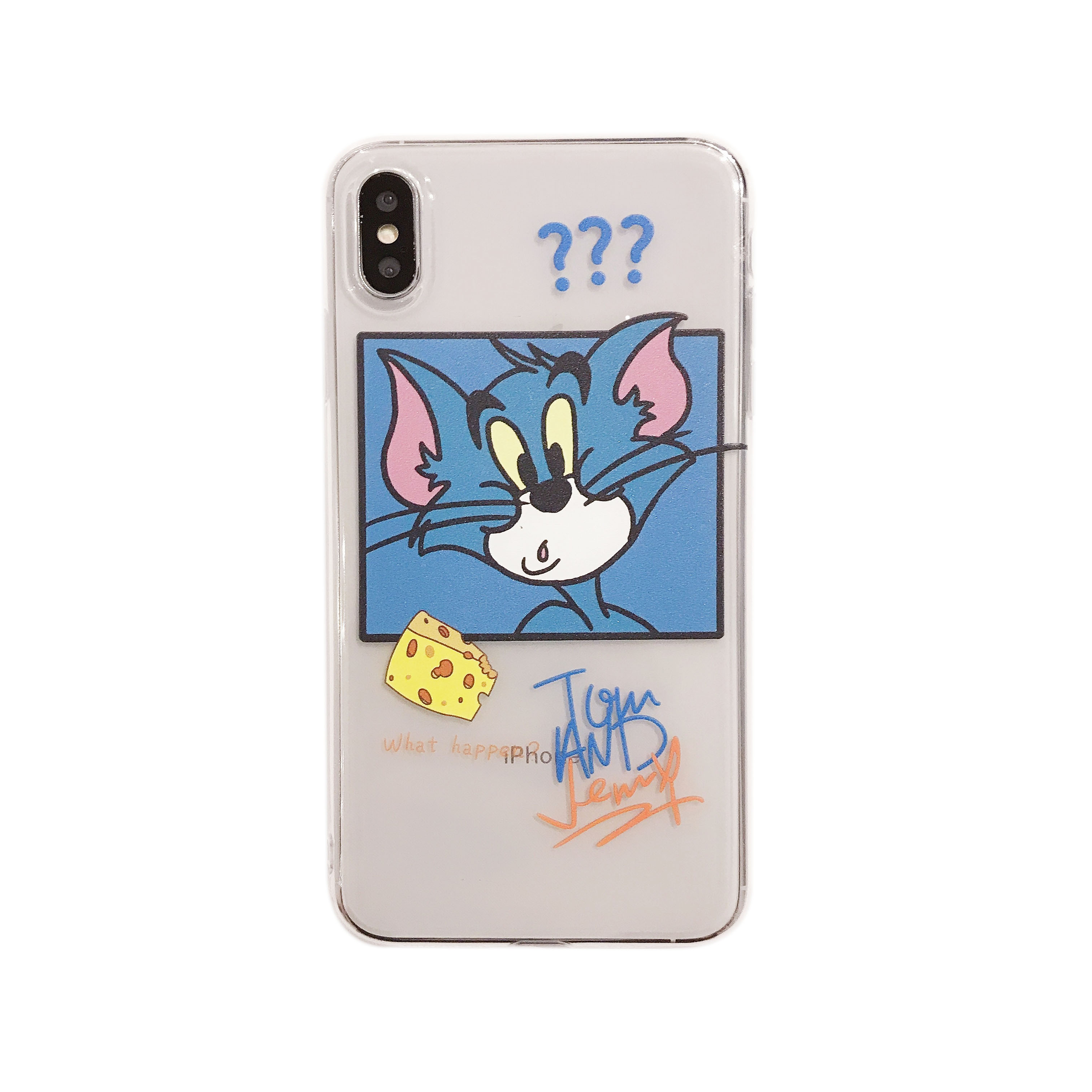 Ốp lưng Iphone - Tom and Jerry